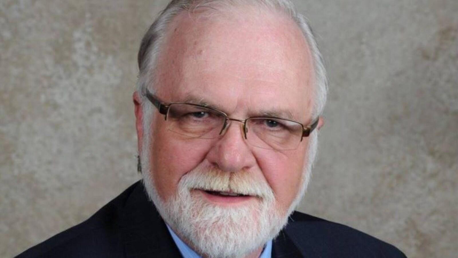 Portrait de Barry Neufeld