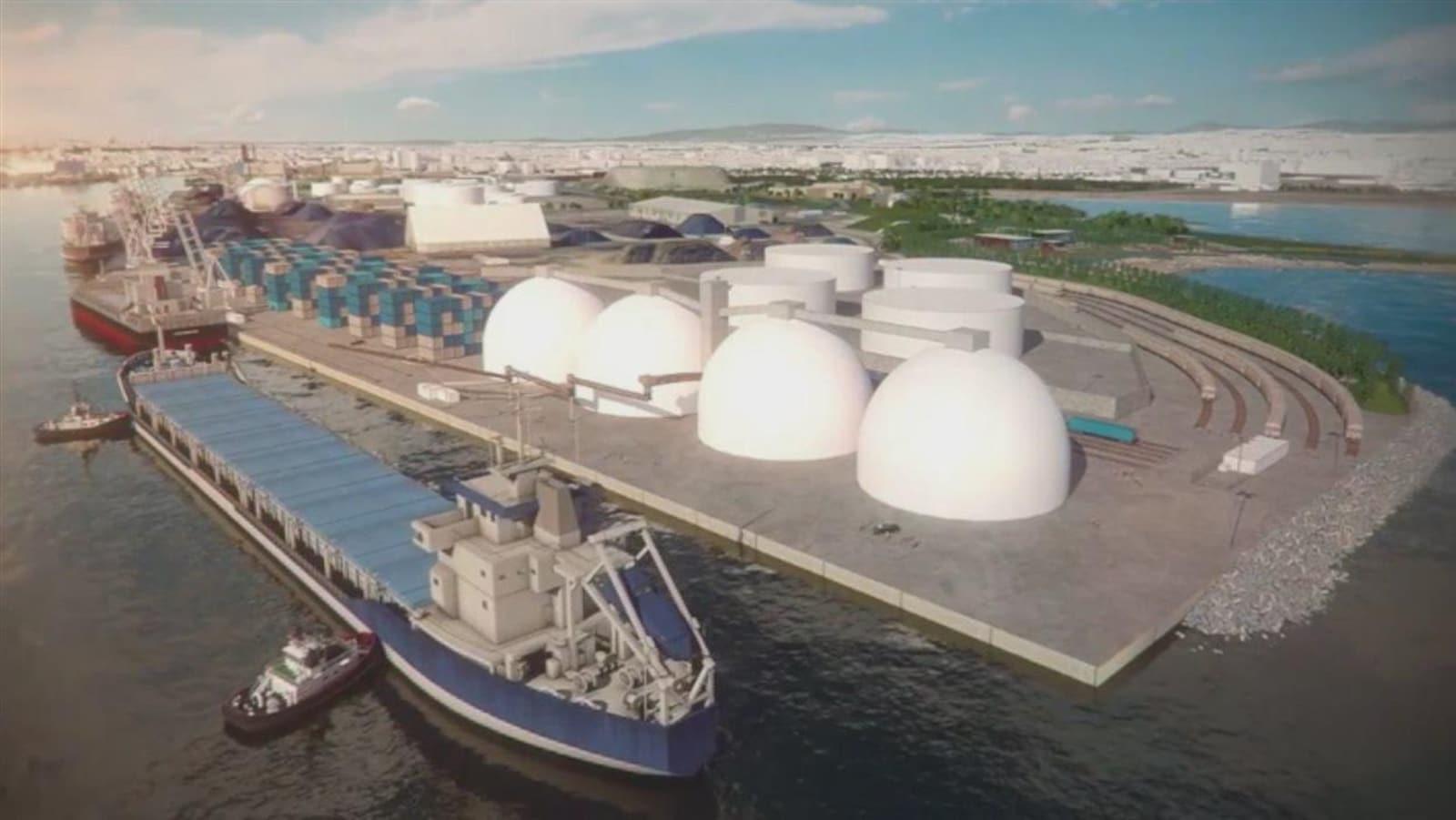 Le projet Beauport 2020 est évalué à 200 millions de dollars