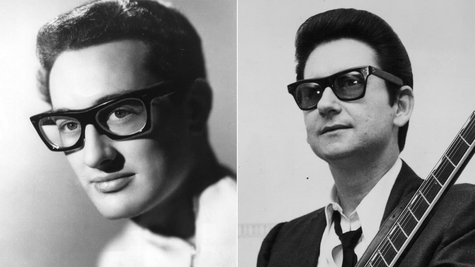 Buddy Holly et Roy Orbison