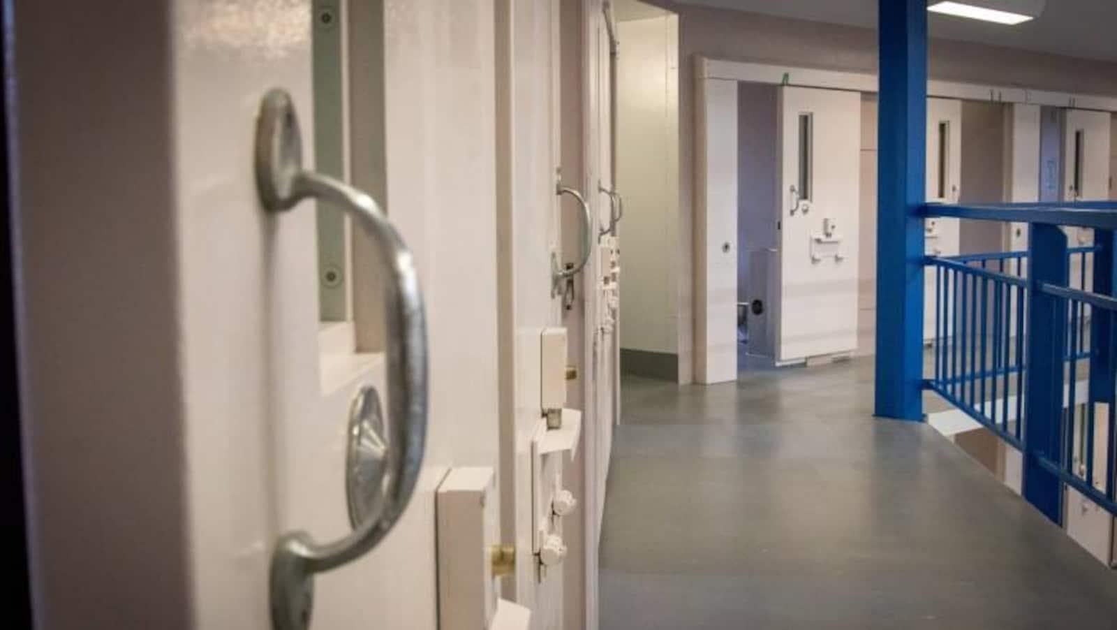 La prison Burnside en Nouvelle-Écosse.