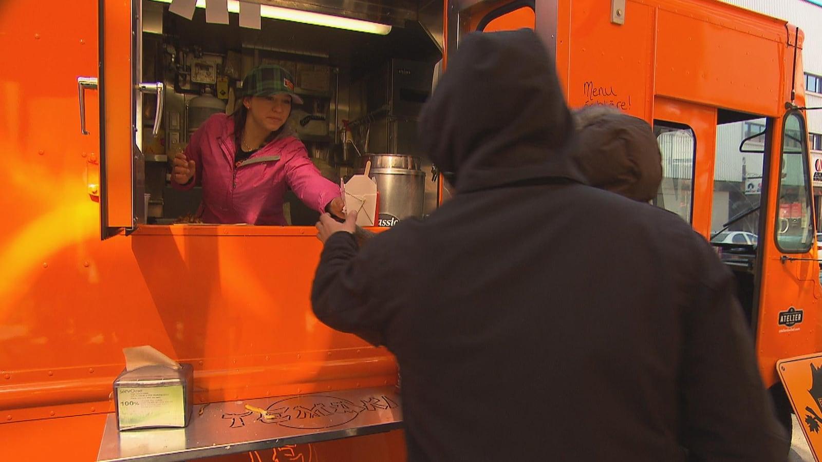 Le Temaki reviendra avec un nouveau camion de cuisine de rue cette année