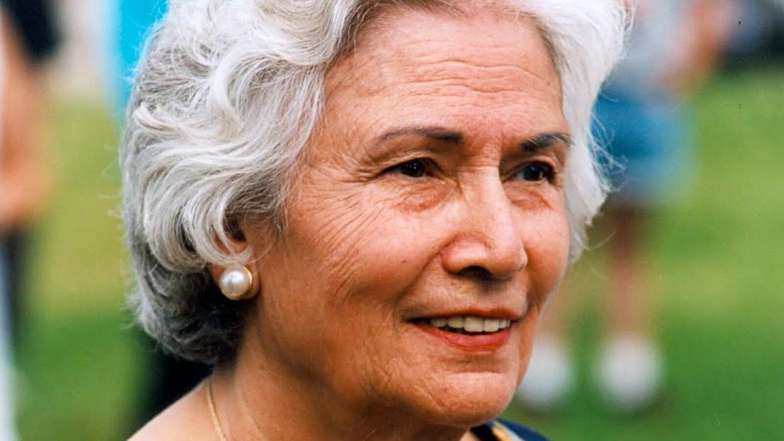 Portrait de Carmen Gill-Casavant