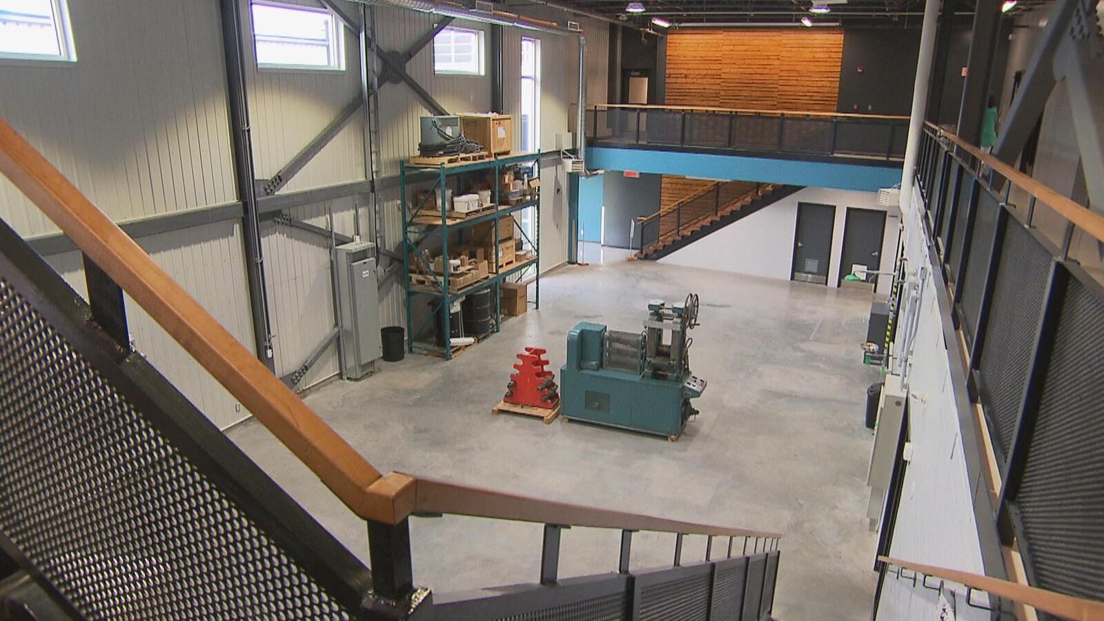 L'agrandissement du Centre de métallurgie du Québec a été inauguré le 25 août.