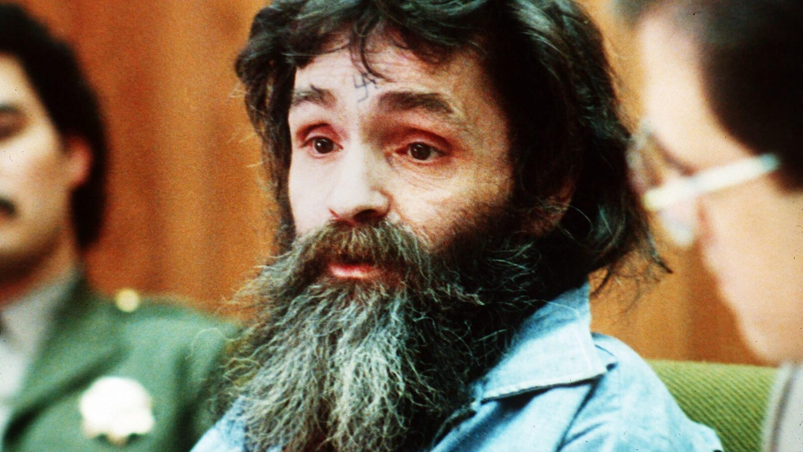 Charles Manson en 1986