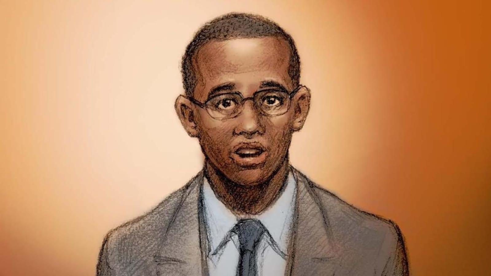 Christopher Husbands avait été reconnu coupable de meurtre non prémédité.