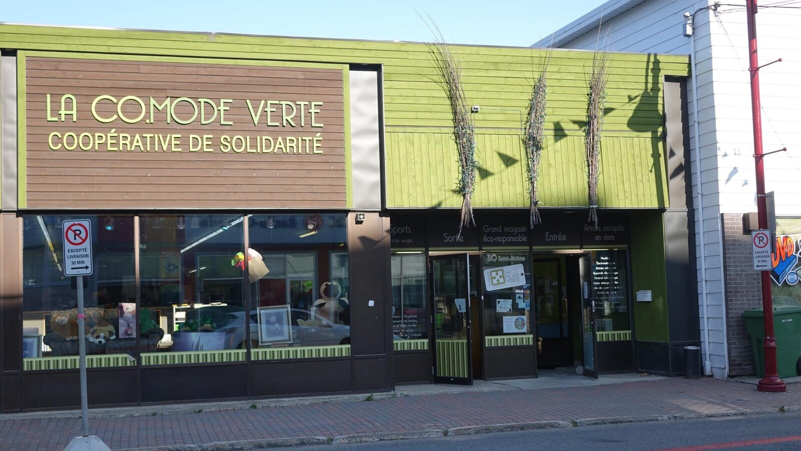 Enquete De La Surete Du Quebec A La Co Mode Verte Ici Radio Canada Ca