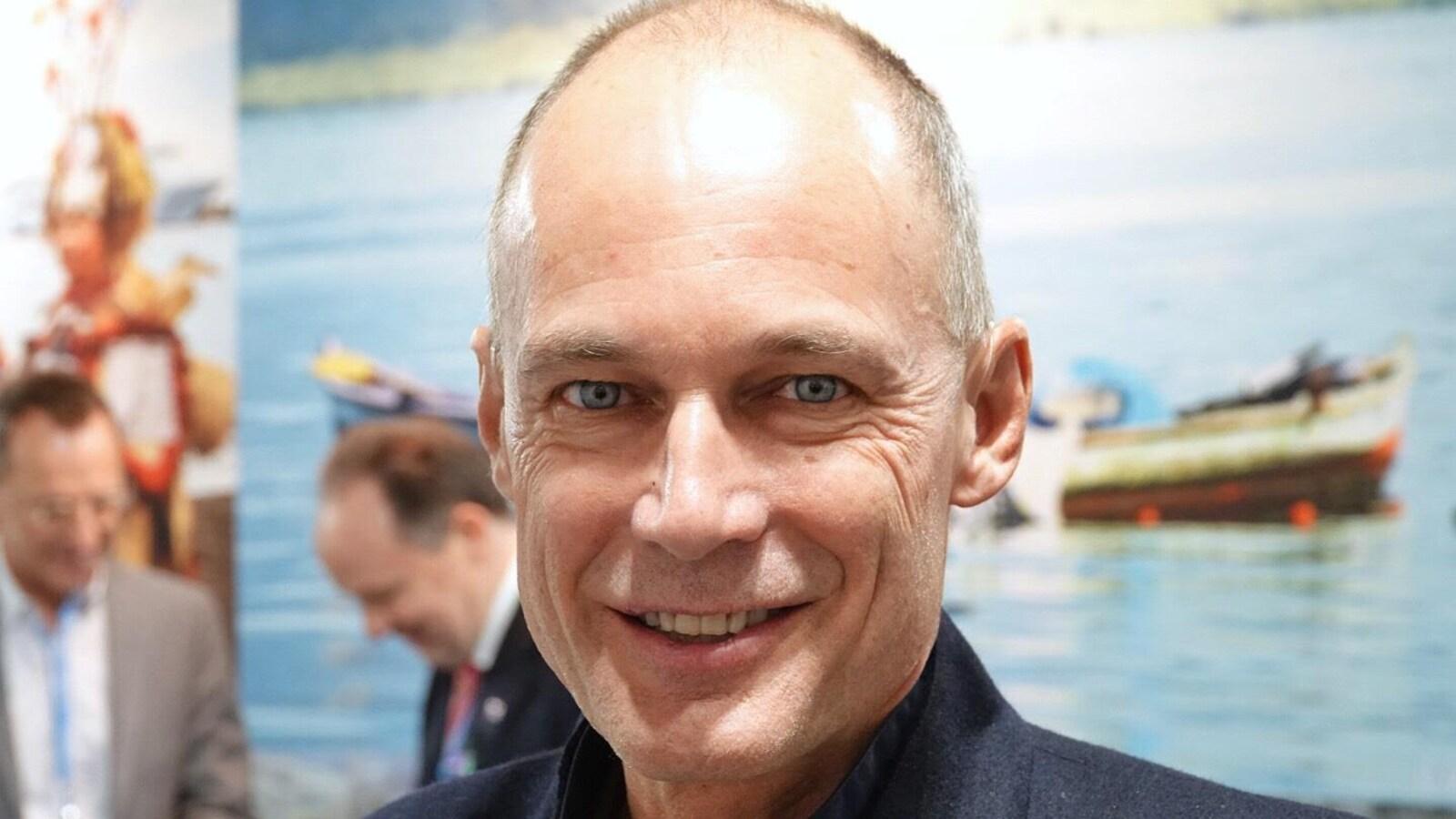L'explorateur suisse Bertrand Piccard