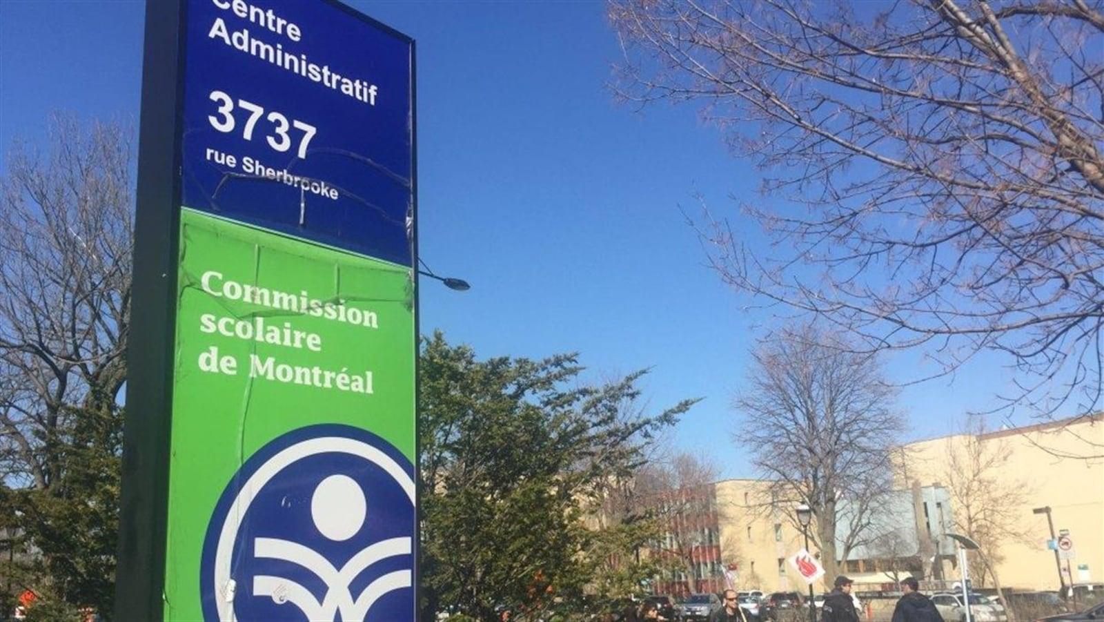 Centre administratif de la Commission scolaire de Montréal