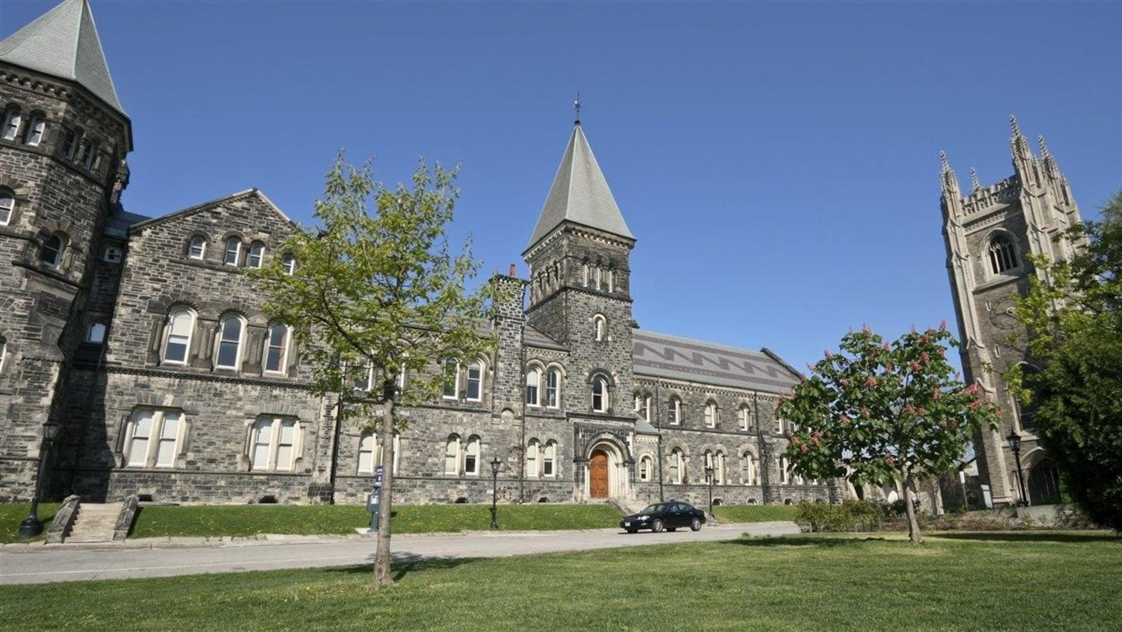L'Université de Toronto