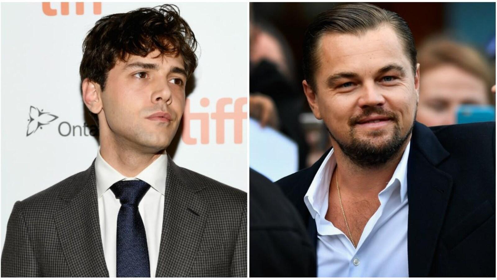 Xavier Dolan et Leonardo DiCaprio sur divers tapis rouges.