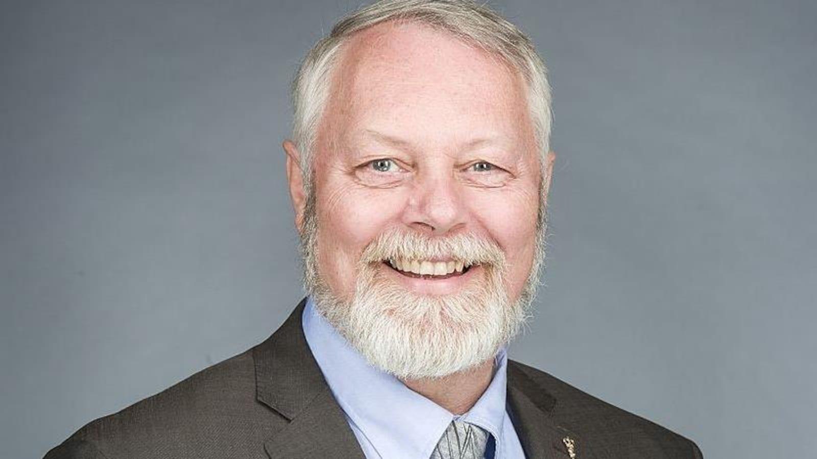 Le député Don MacIntyre a annoncé sa démission vendredi.