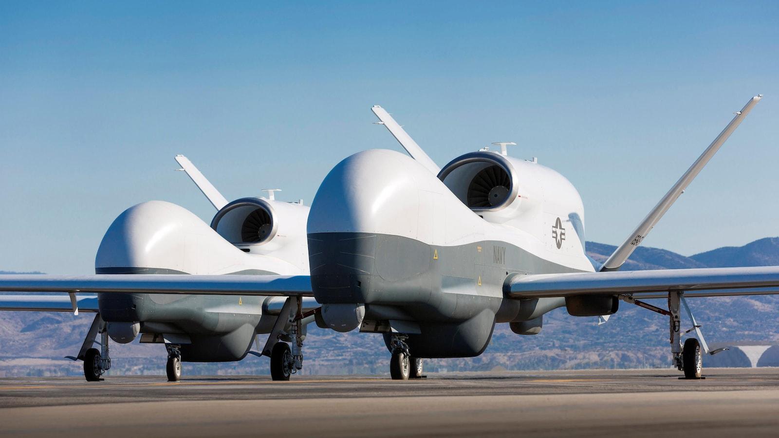 L'Iran dit avoir abattu un drone américain sur son territoire (TV)