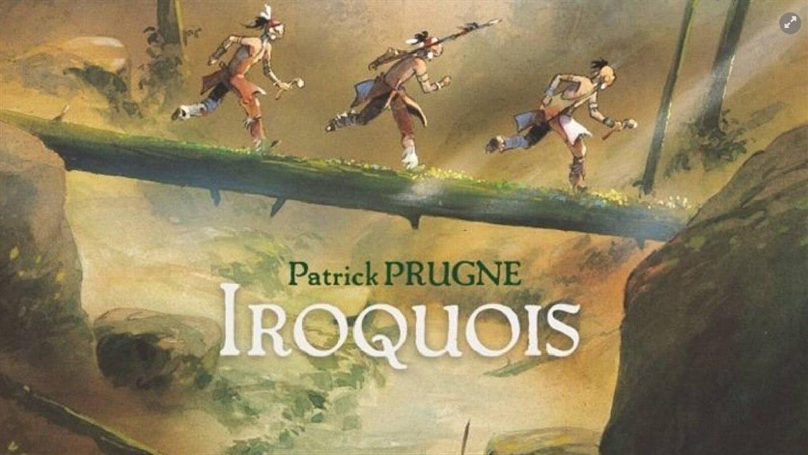 La BD Iroquois de Patrick Prugne