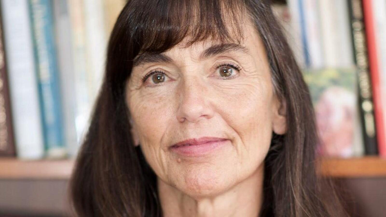 L'auteure Élisabeth Recurt