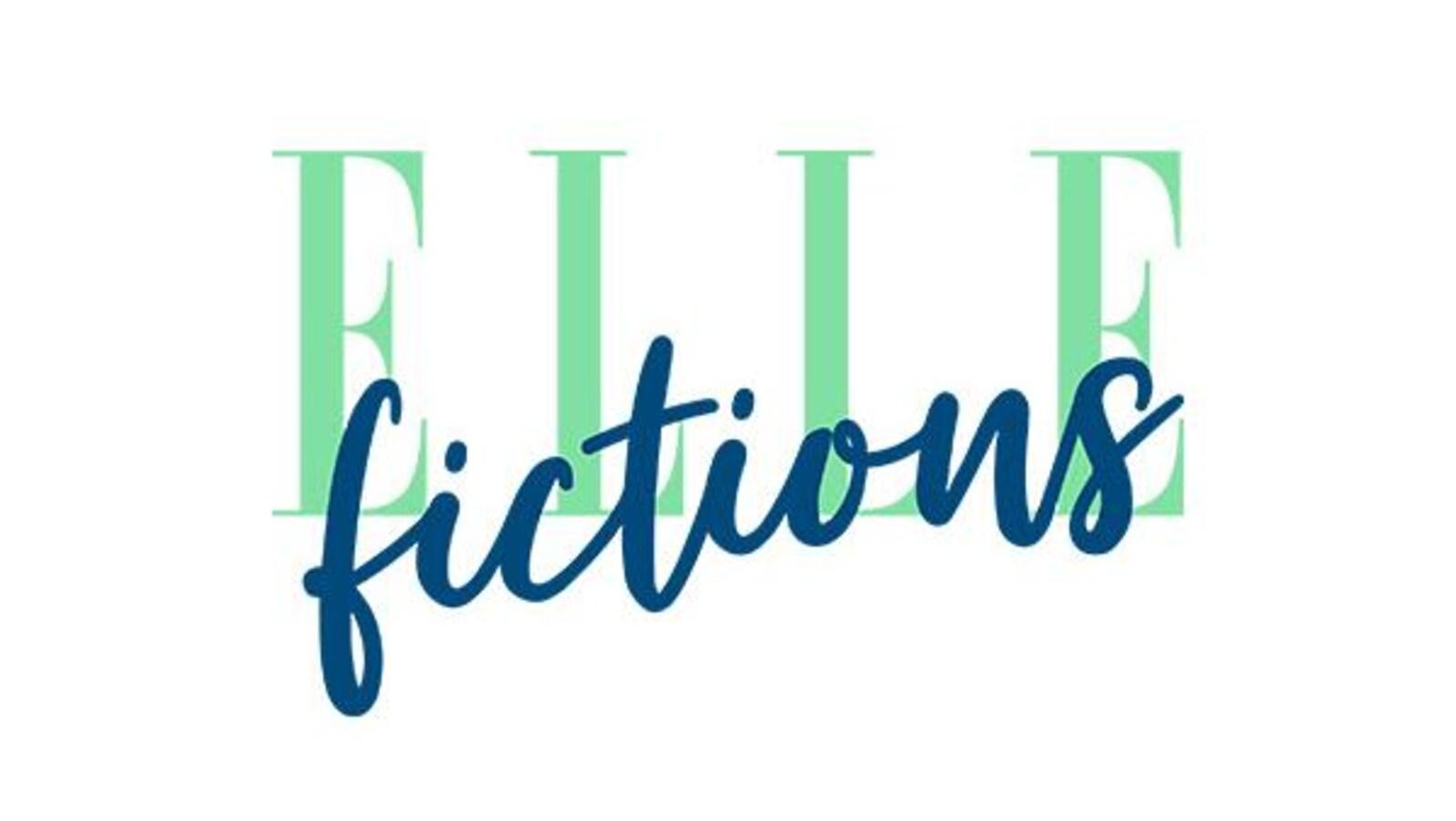 Le logo de la nouvelle chaîne ELLE Fictions.