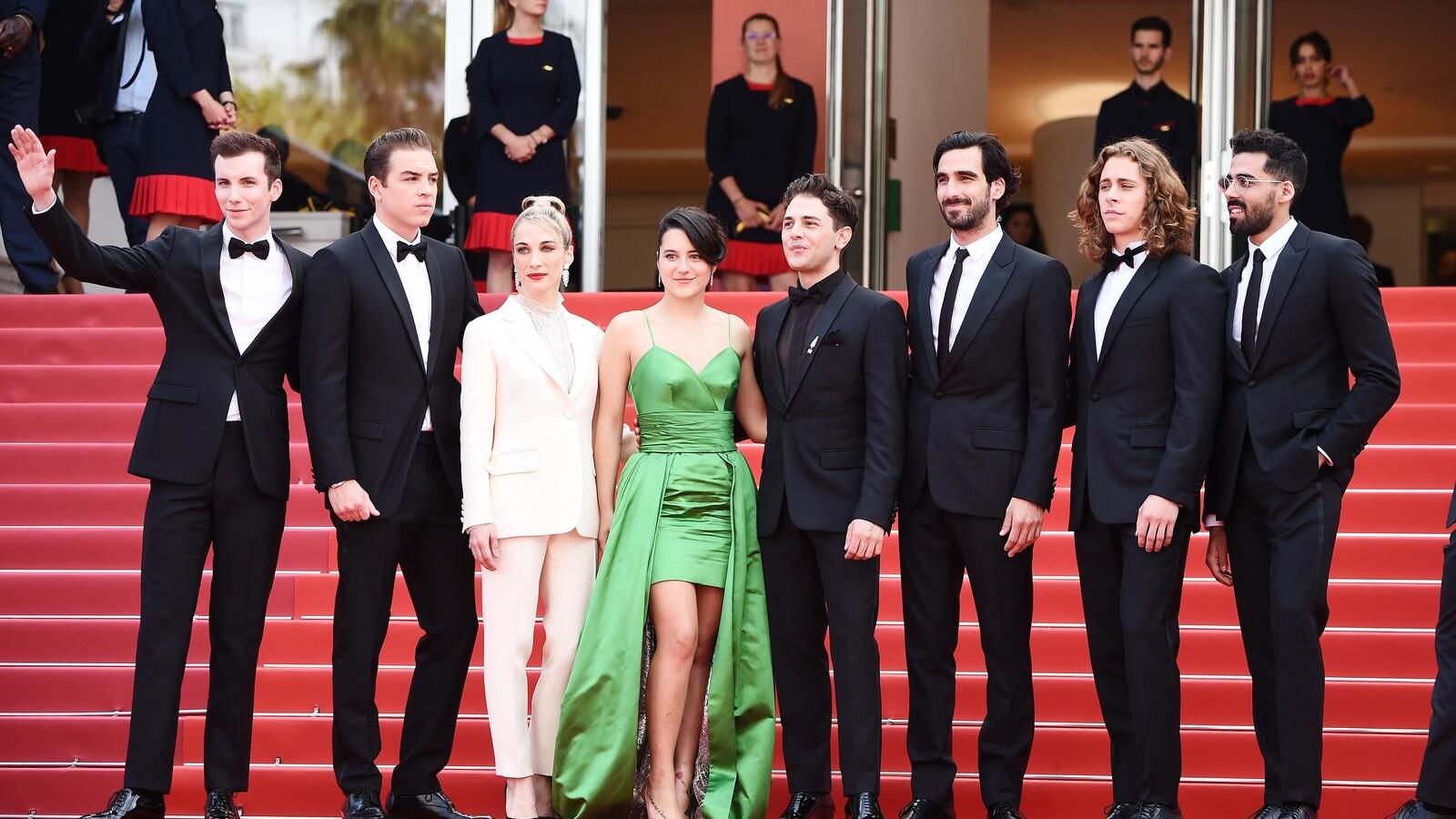Matthias et Maxime, mélo d'érable — Festival de Cannes