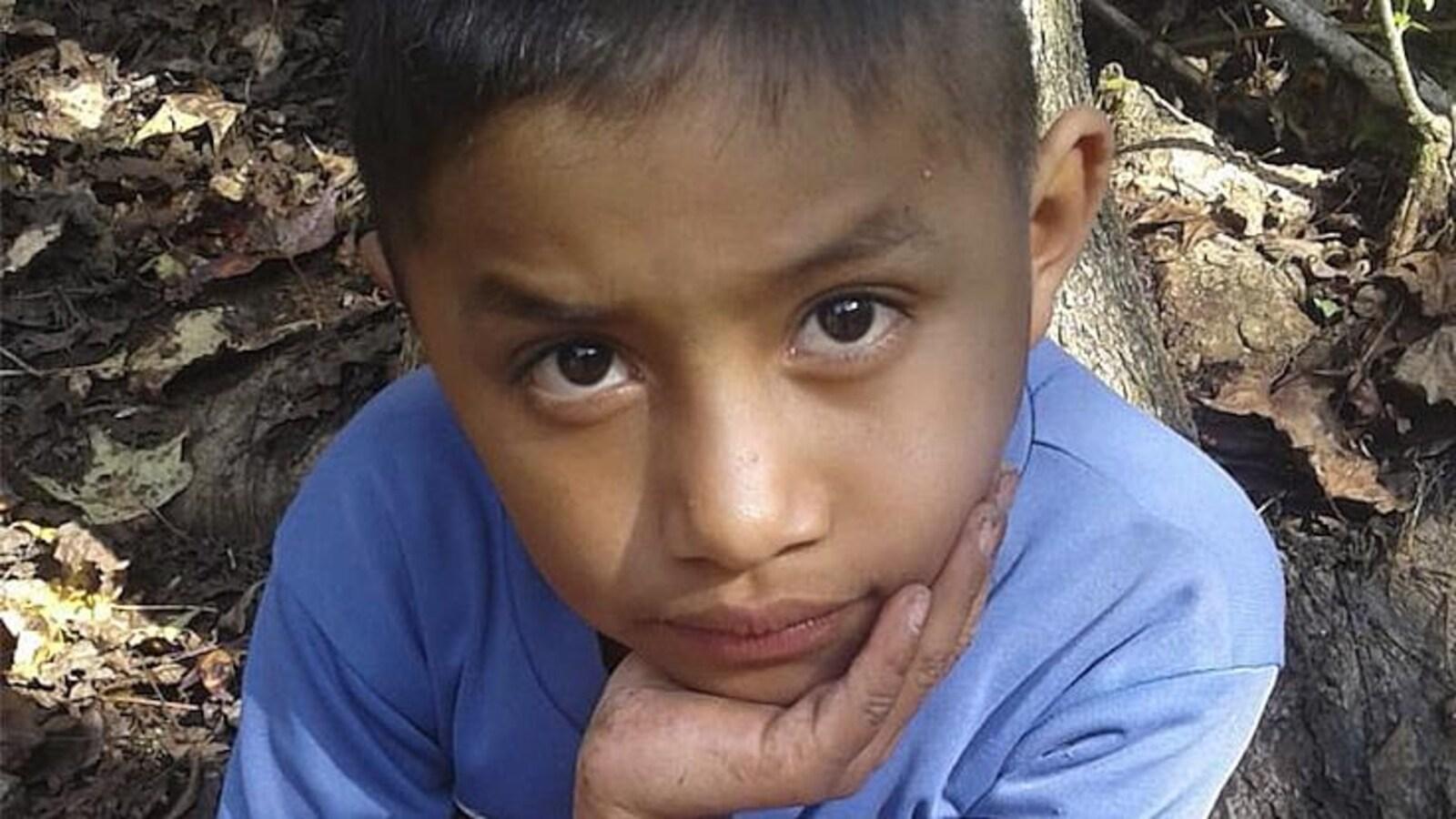 Felipe Gomez Alonzo est tombé malade après avoir été arrêté avec son père le 18 décembre à El Paso, au Texas, pour avoir pénétré illégalement aux États-Unis.