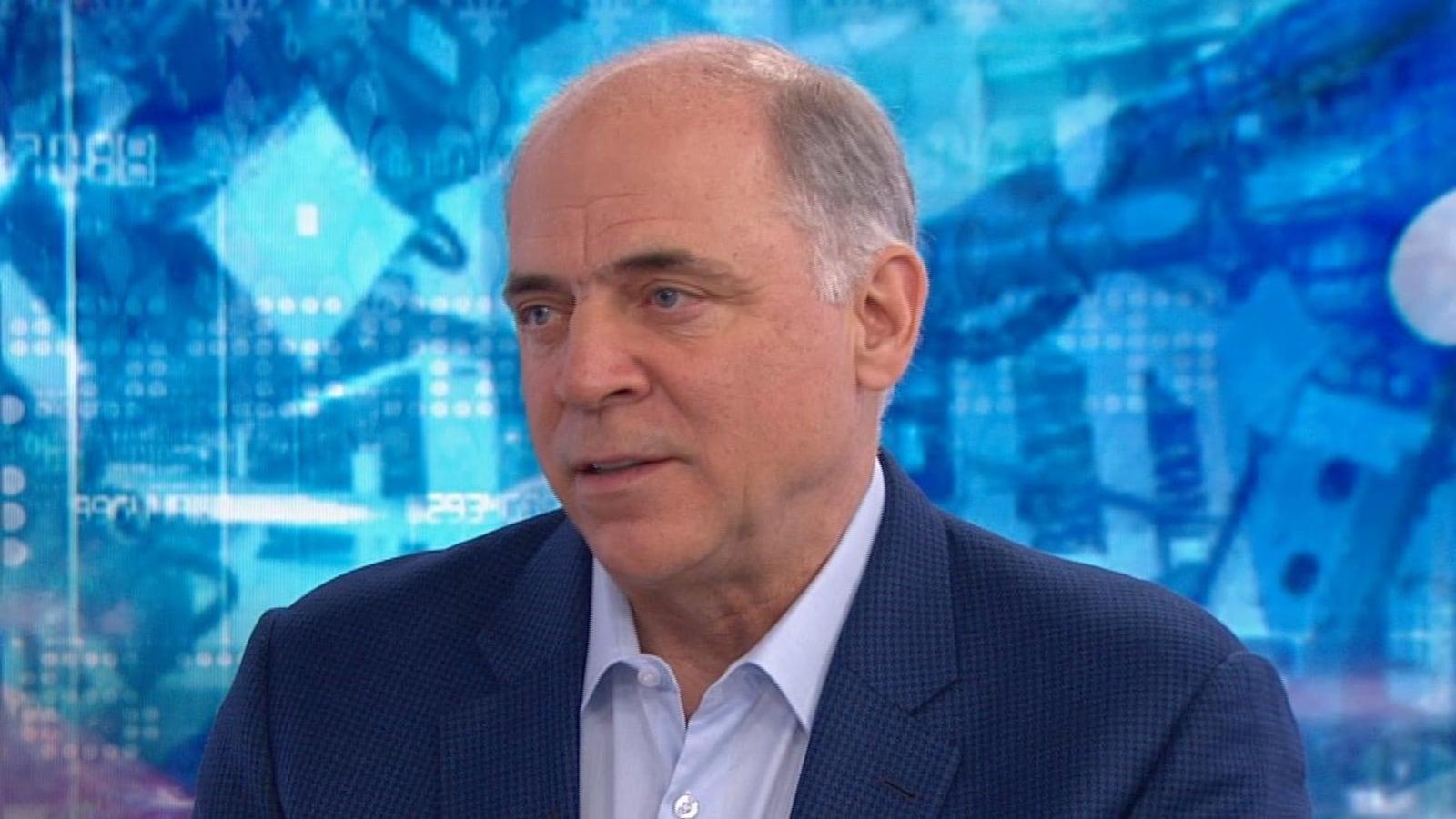 Le ministre québécois de l'Économie et de l'Innovation, Pierre Fitzgibbon.