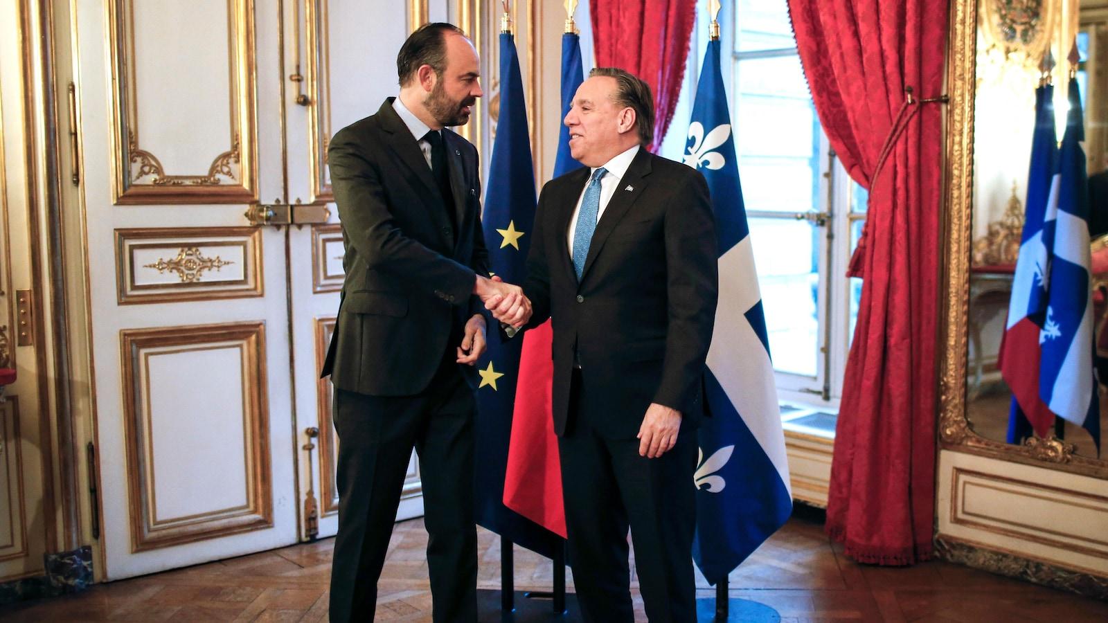 Québec-France : doubler les échanges commerciaux