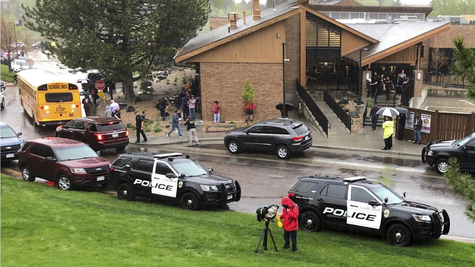 Etats-Unis: Fusillade dans une école américaine, un mort - Faits Divers
