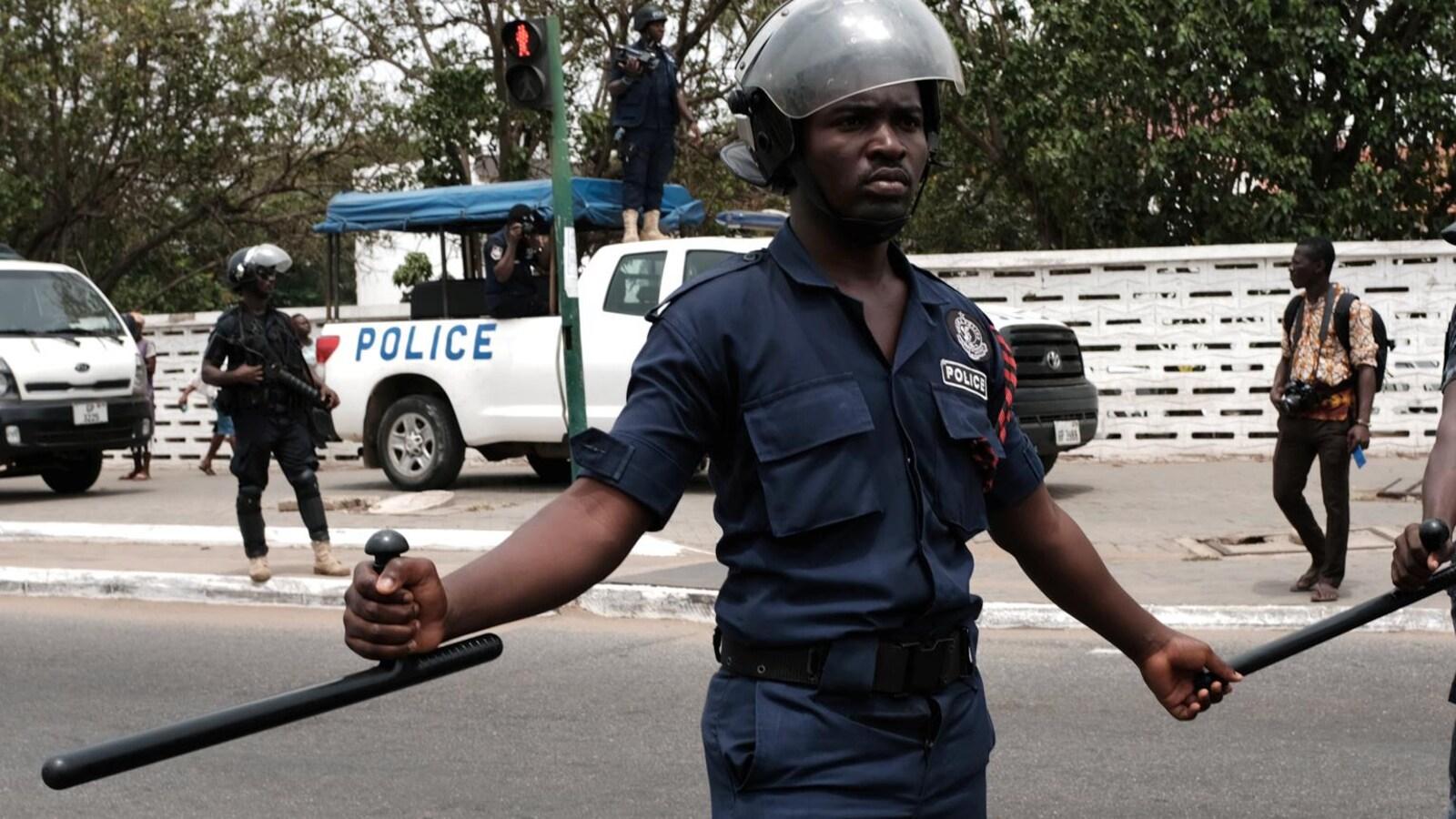 Deux étudiantes canadiennes enlevées au nord de la capitale — Ghana