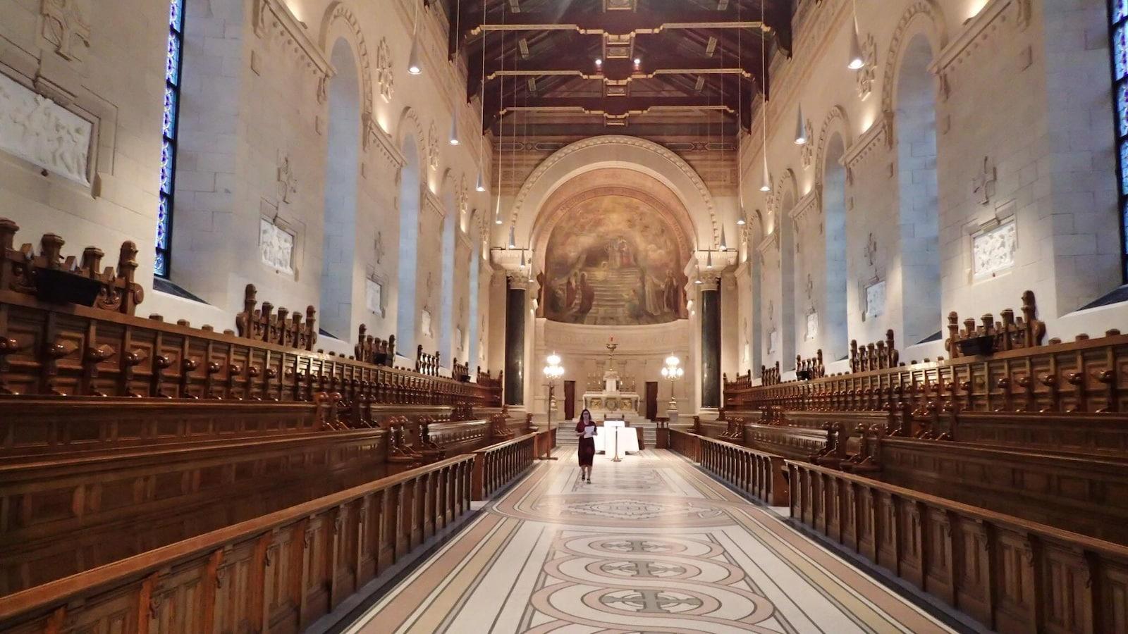 La chapelle du Grand Séminaire a été classée patrimoniale par le gouvernement du Québec en 2016.