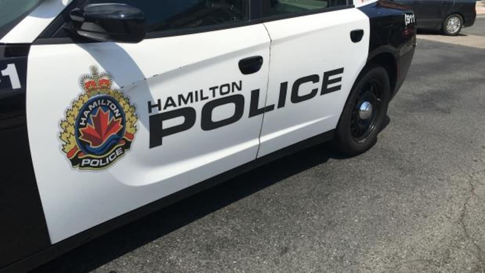 Autopatrouille de la police de Hamilton
