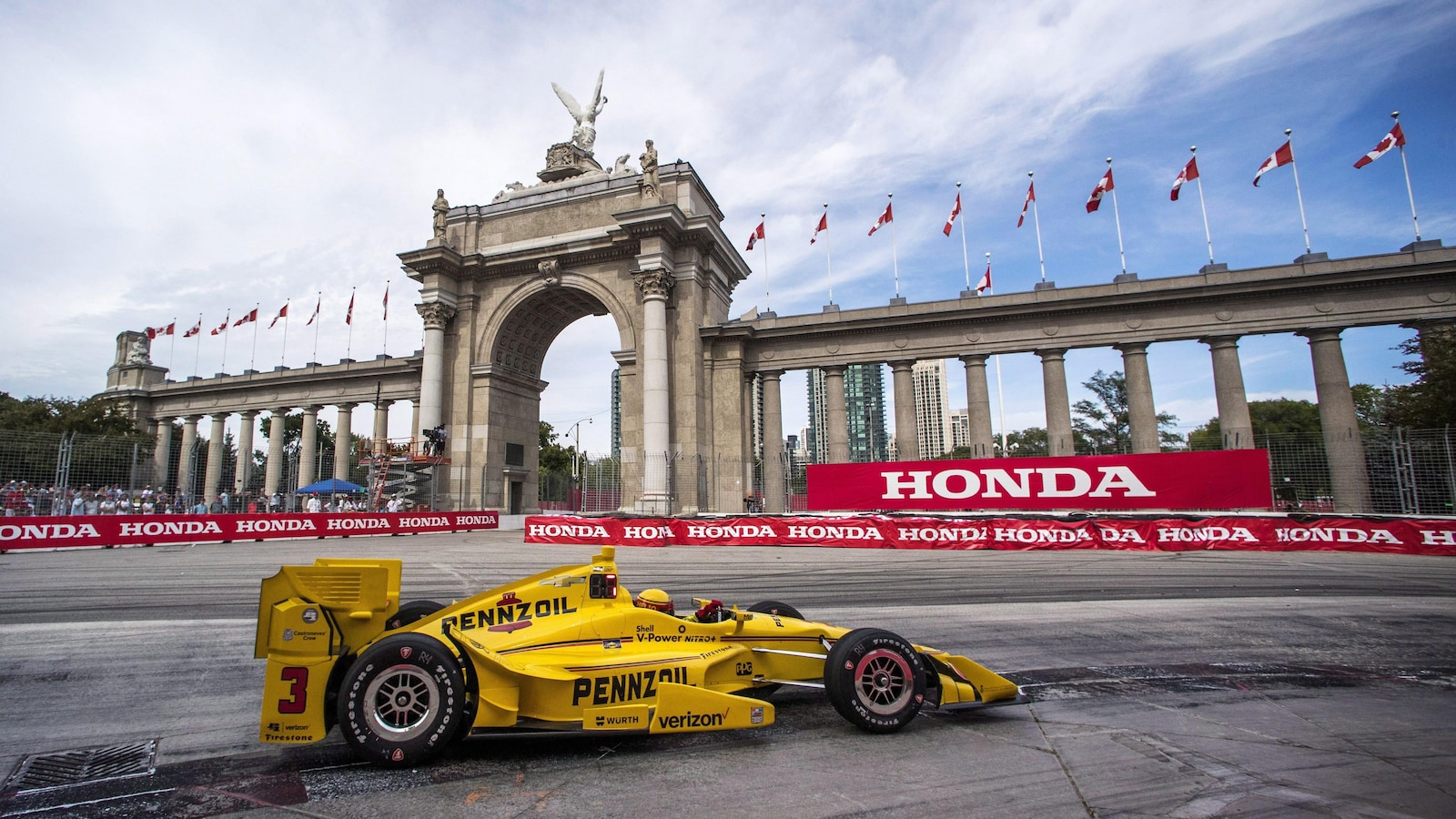 Le Honda Indy de 2016