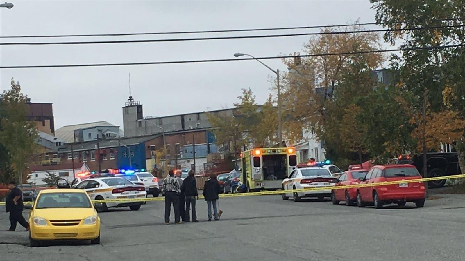 Une intervention policière a mal tourné à Rouyn-Noranda