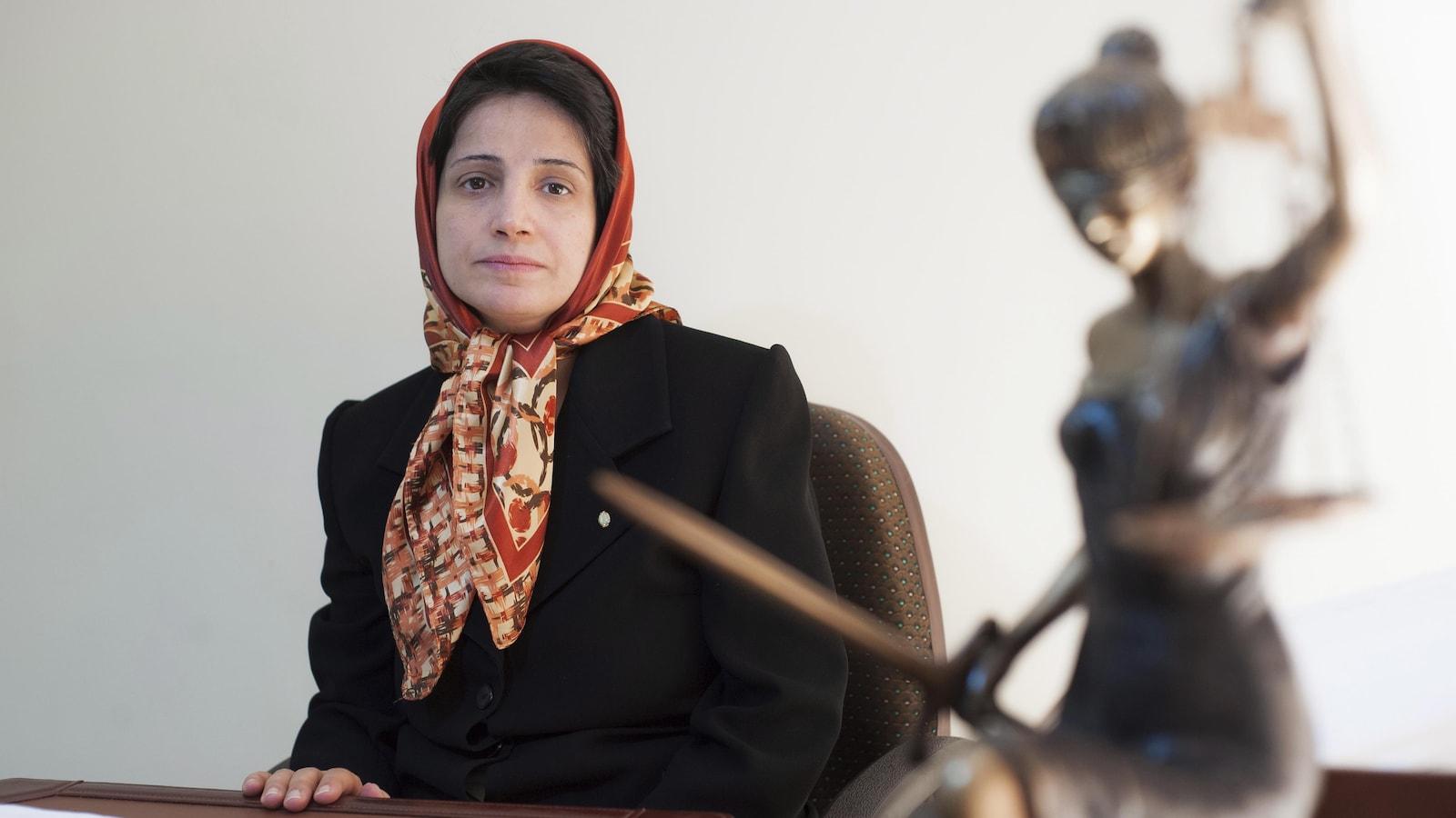 L'avocate Nasrin Sotoudeh lourdement condamnée — Iran