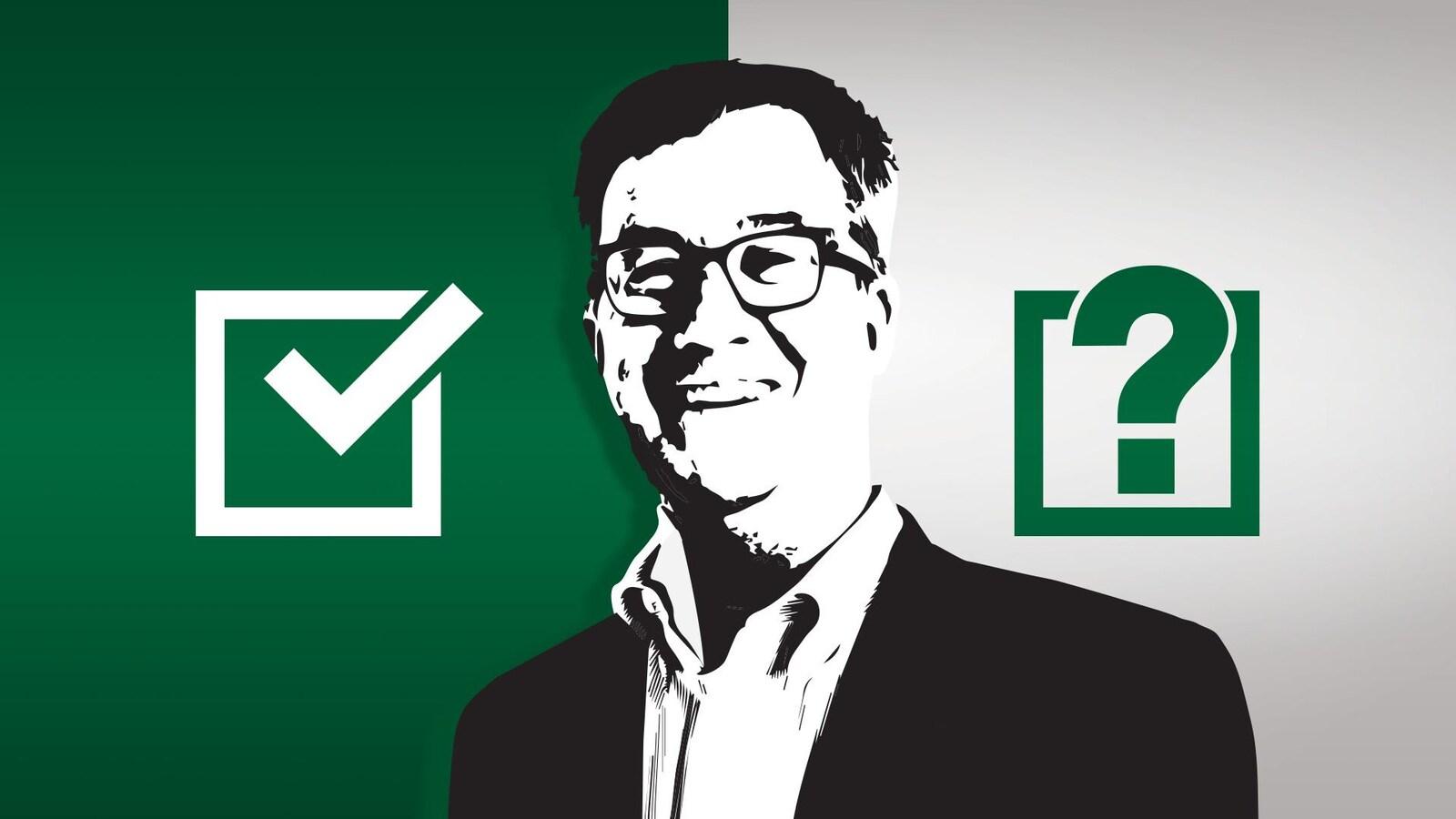 Une image du maire d'Ottawa Jim Watson.
