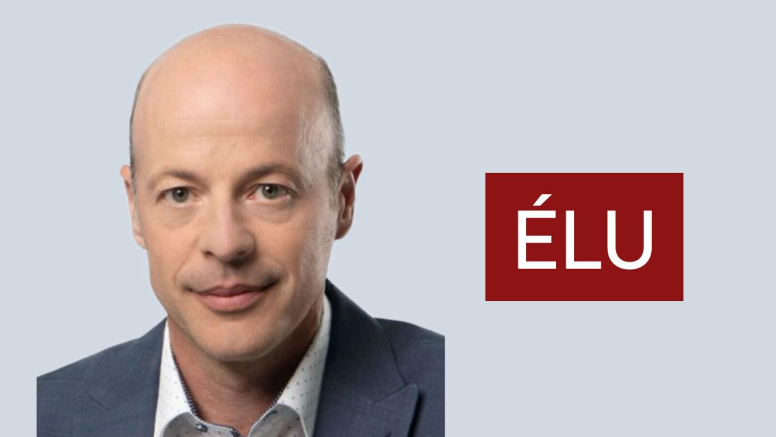 Joël Arseneau élu dans la circonscription des Îles-de-la-Madeleine