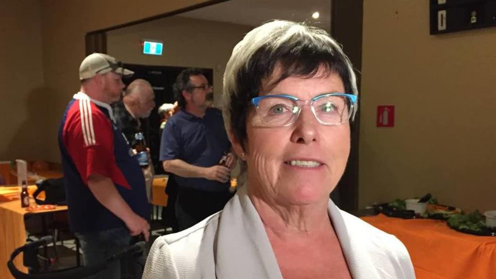 Judith Monteith-Farrell est la nouvelle députée de Thunder Bay-Atikokan en Ontario.