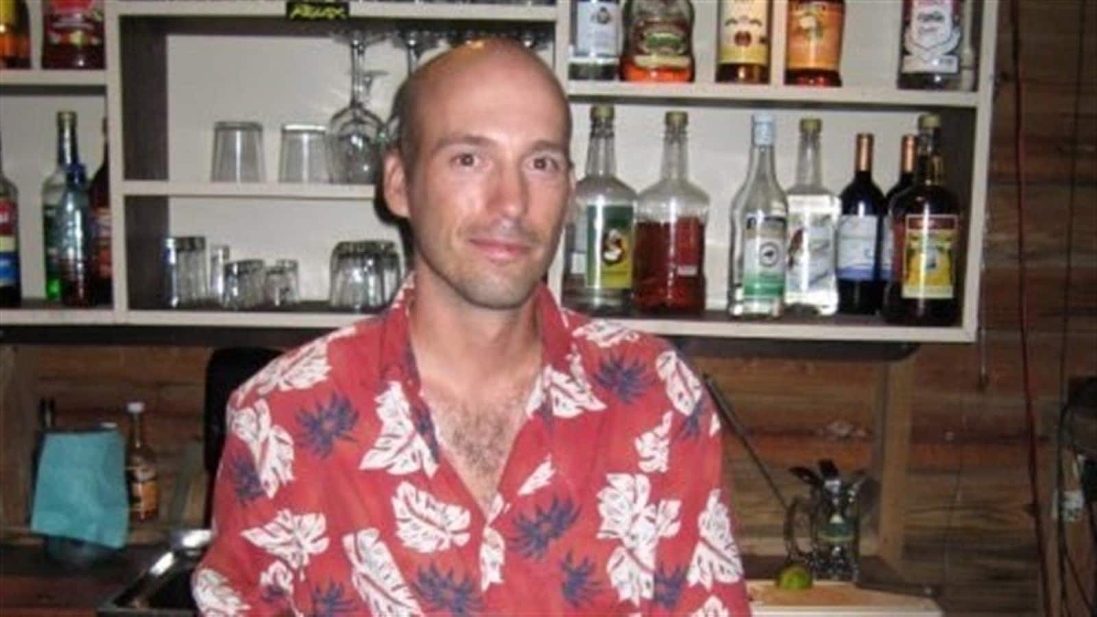 Justin Bresaw, 35 ans
