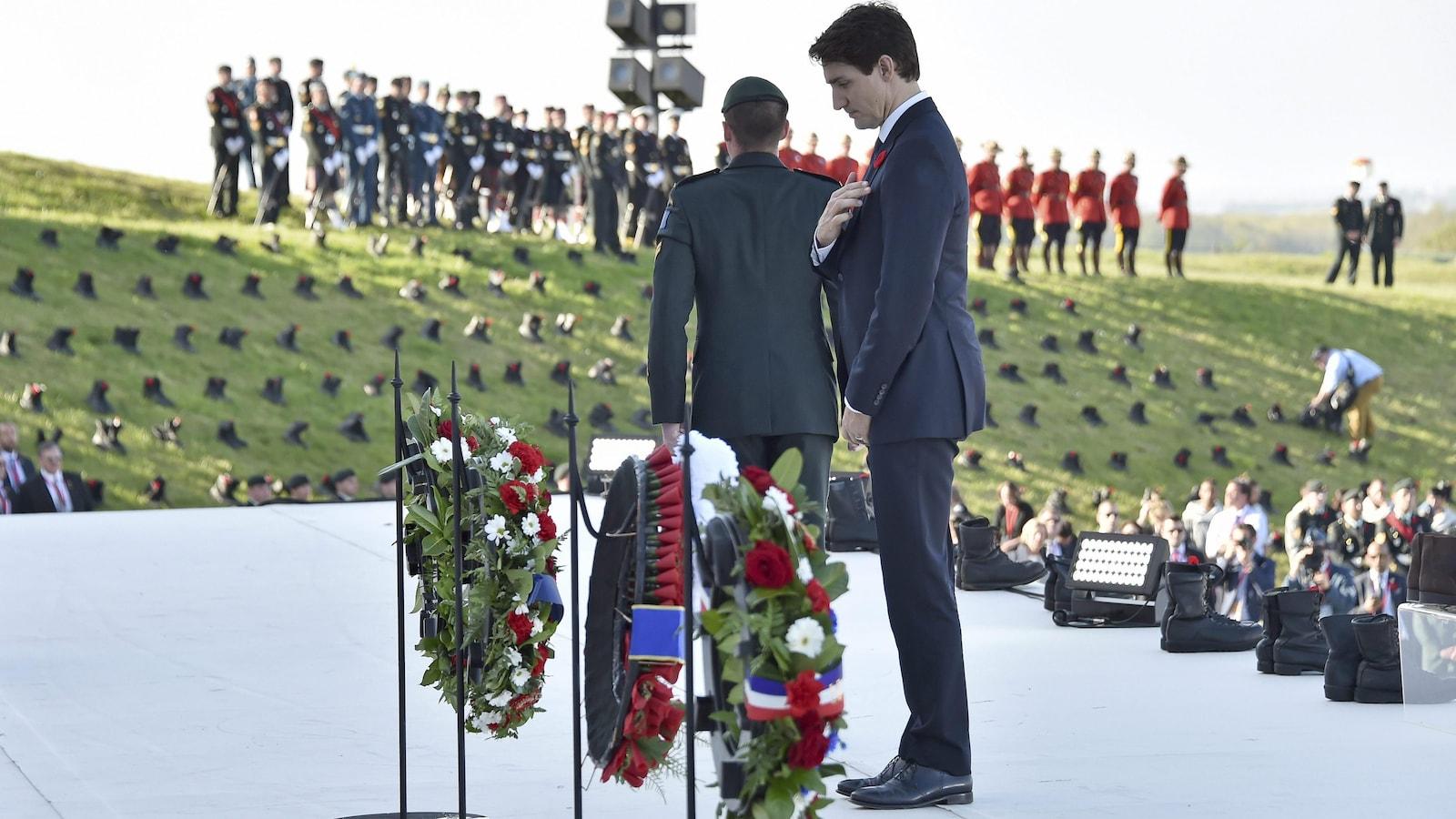 Le premier ministre Trudeau entreprend un long voyage qu'il débutera en France pour souligner la Bataille de Vimy et le 100e anniversaire de la Première Guerre mondiale.
