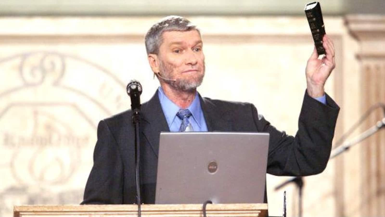 Le prédicateur Ken Ham