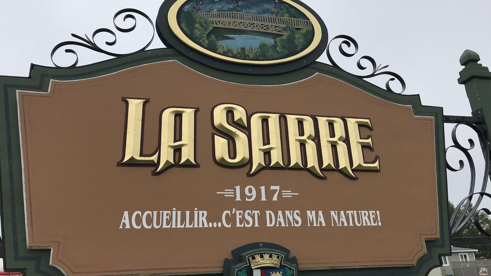 La Sarrre