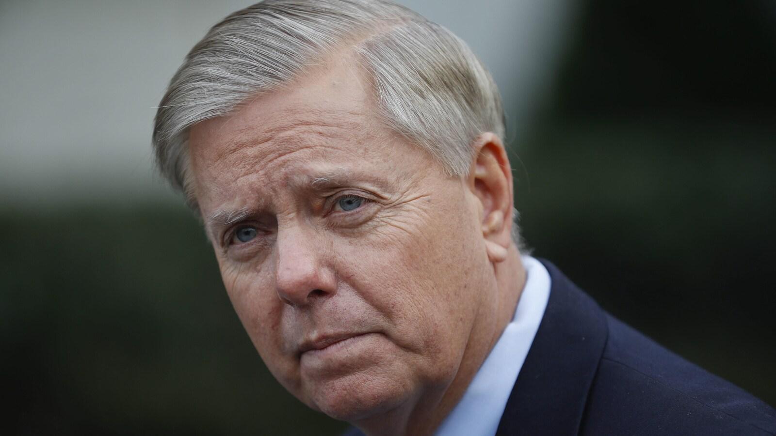 Le sénateur Lindsey Graham