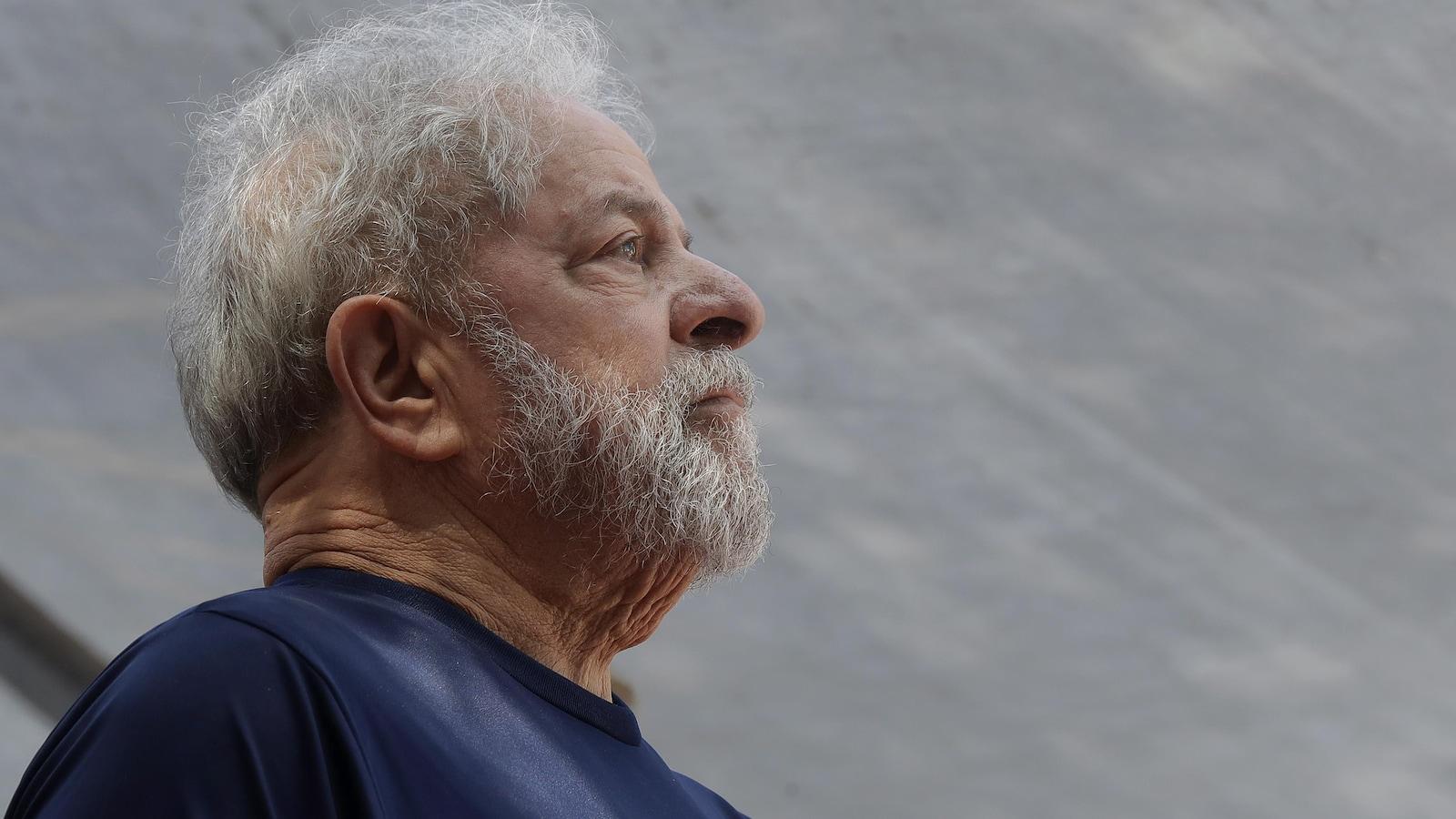 L'ancien président brésilien Luiz Inacio « Lula » da Silva.