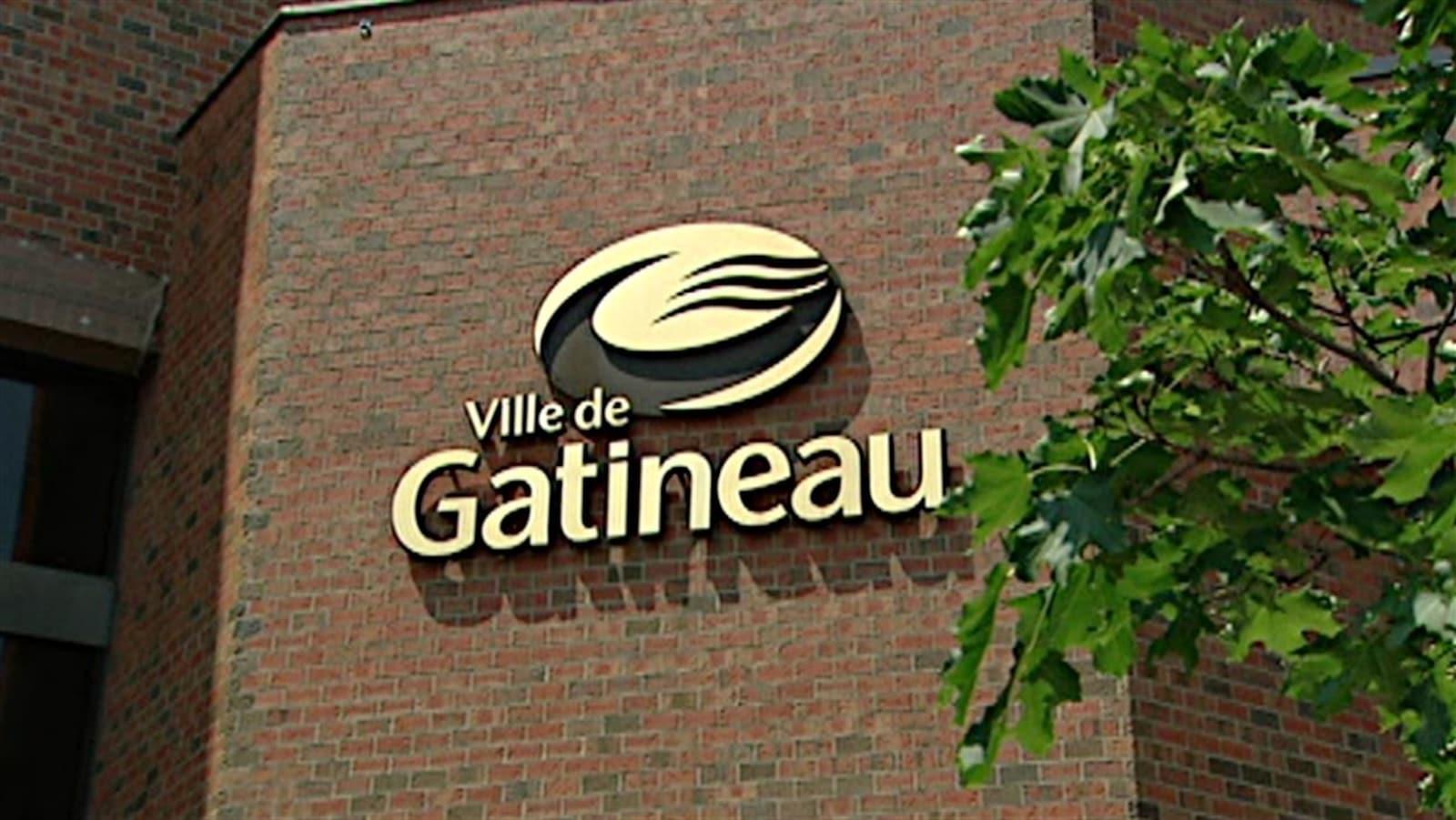 La maison du citoyen de Gatineau.