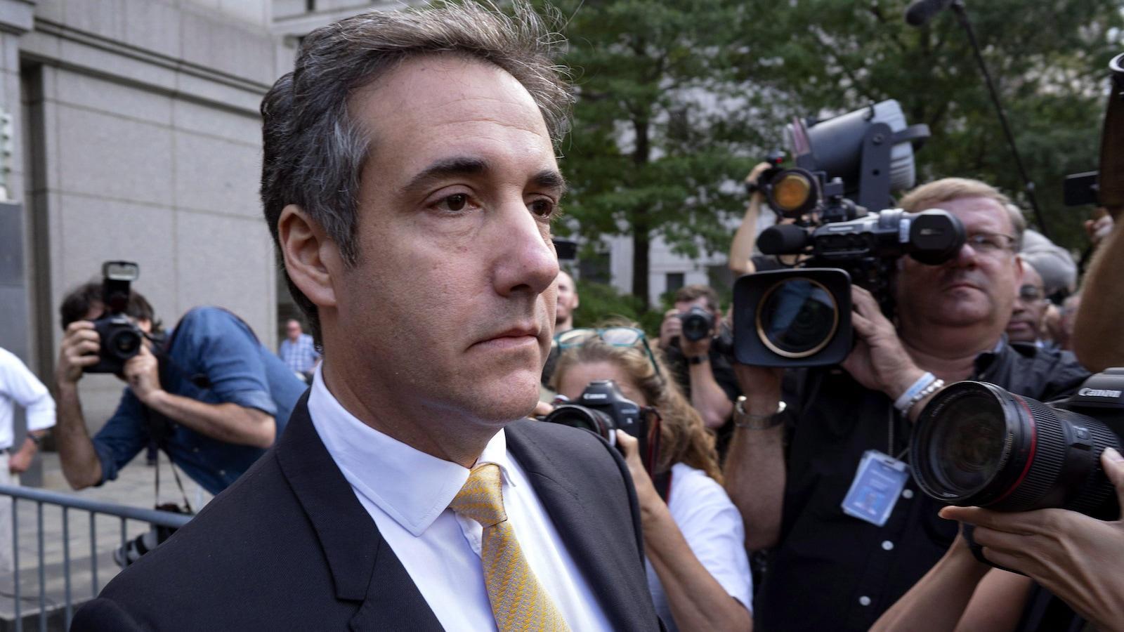 Mensonges sur commande au Congrès — Trump-Cohen-Russie