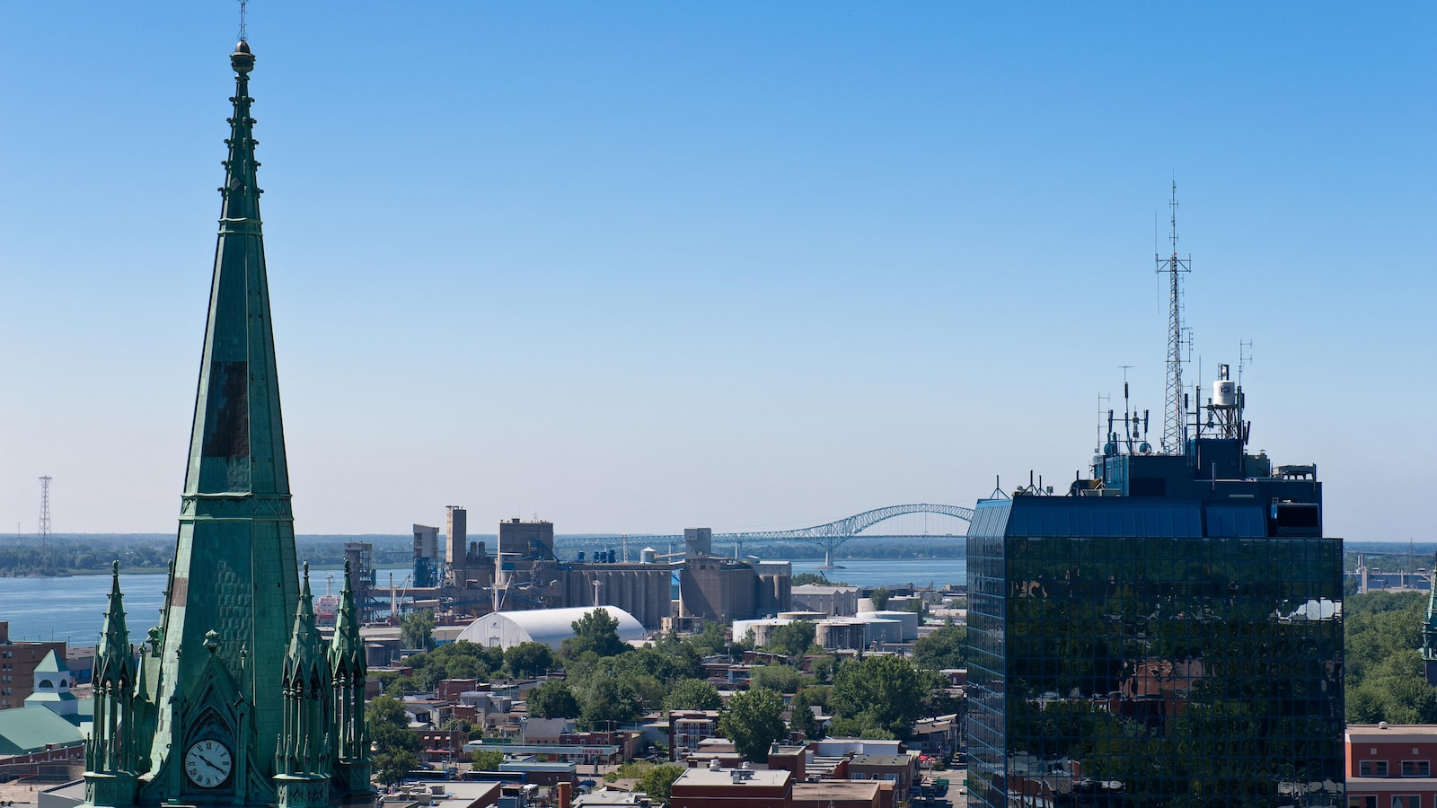 La Ville de Trois-Rivières
