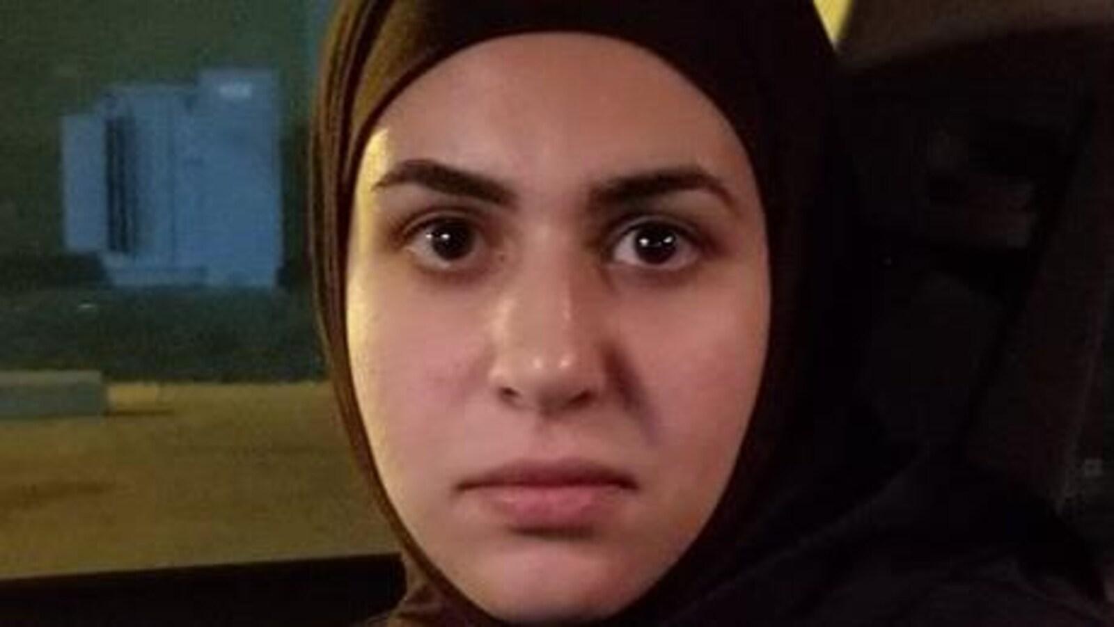 Gros plan sur le visage de Nadia Atwi, une femme qui a été vue pour la dernière fois le 8 décembre dernier dans le nord d'Edmonton.