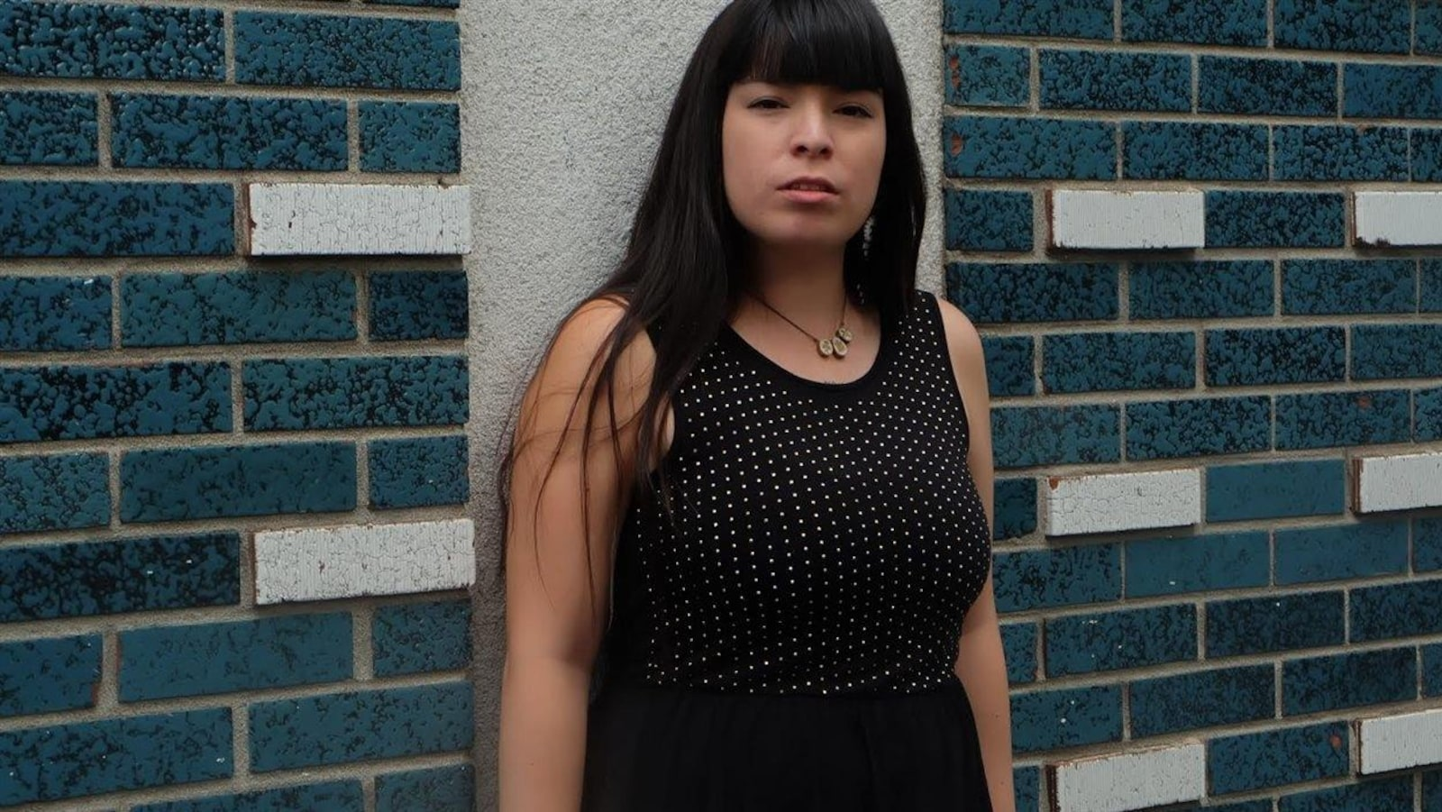 La poète-interprète Natasha Kanapé Fontaine