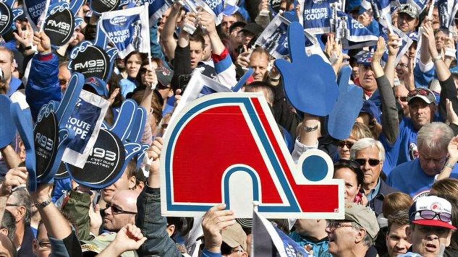 Le maire Régis Labeaume continue de croire au retour de la Ligue nationale de hockey (LNH) à Québec.