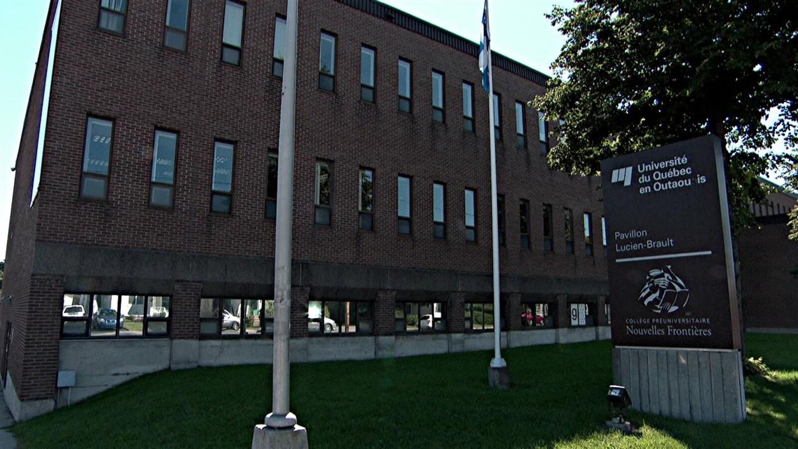 Le Collège privé Nouvelles Frontières