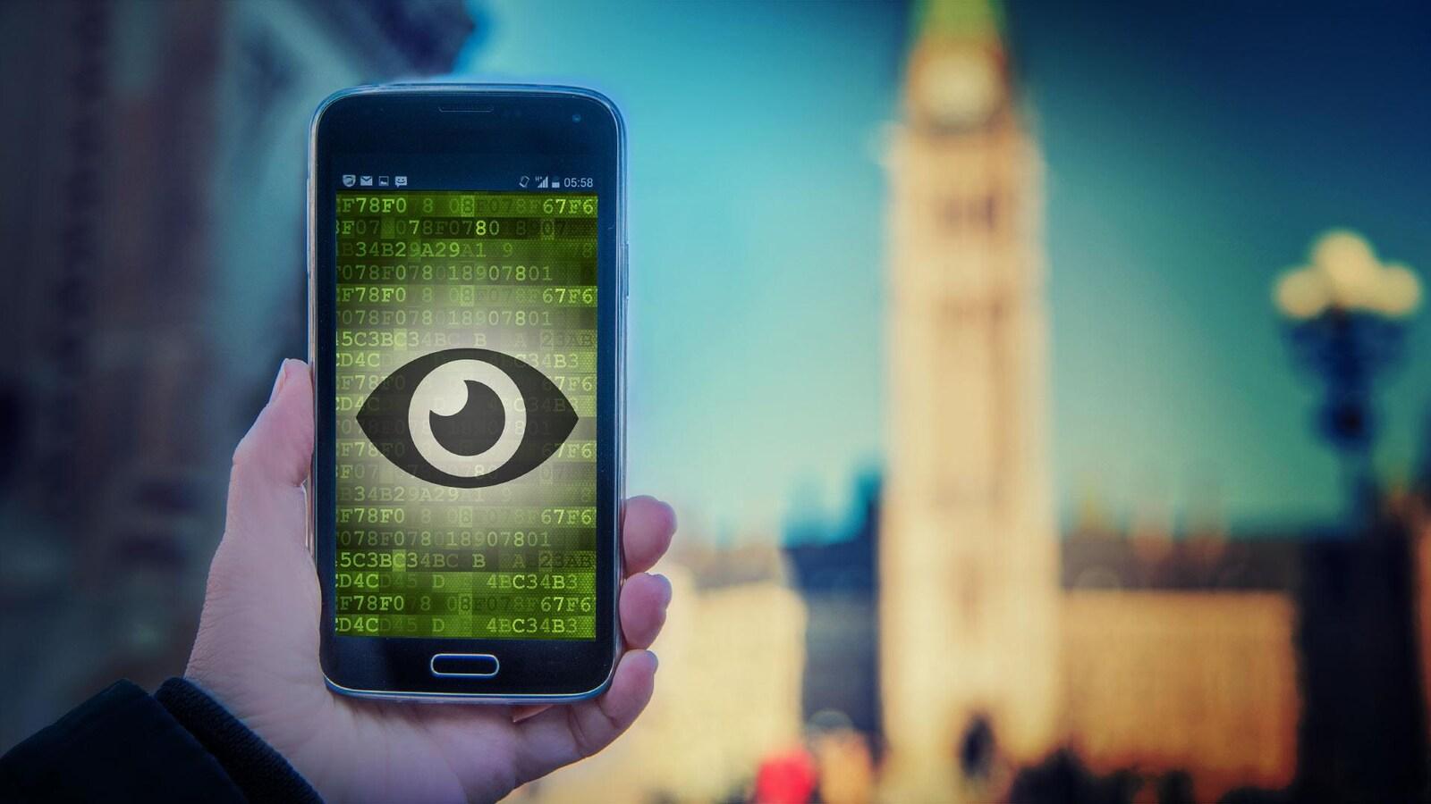 Les conversations téléphoniques du député fédéral, Matthew Dubé, avaient pu être interceptées et ses déplacements suivis à la trace, à partir de son seul numéro de téléphone mobile.