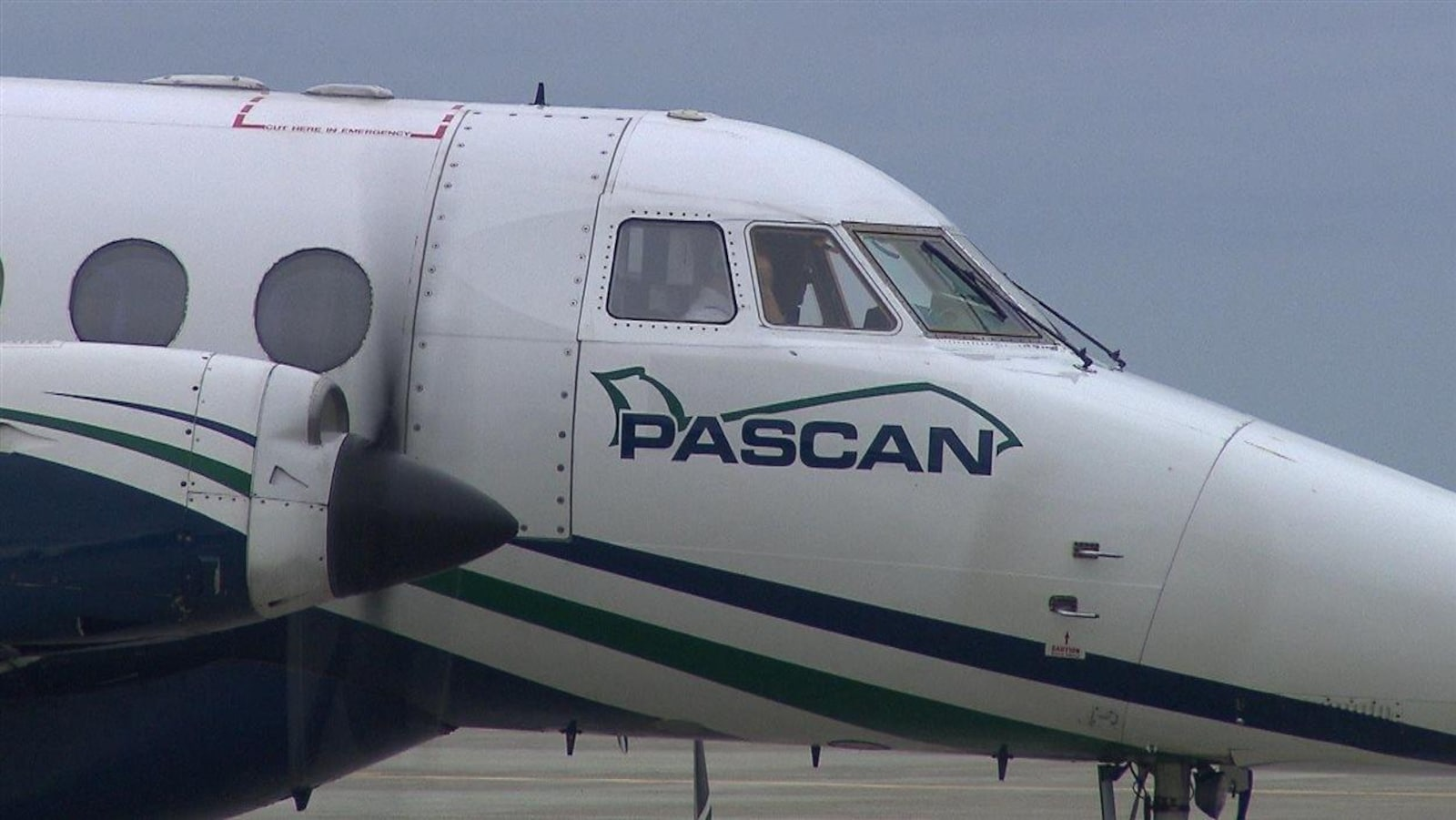 Avion de Pascan Aviation