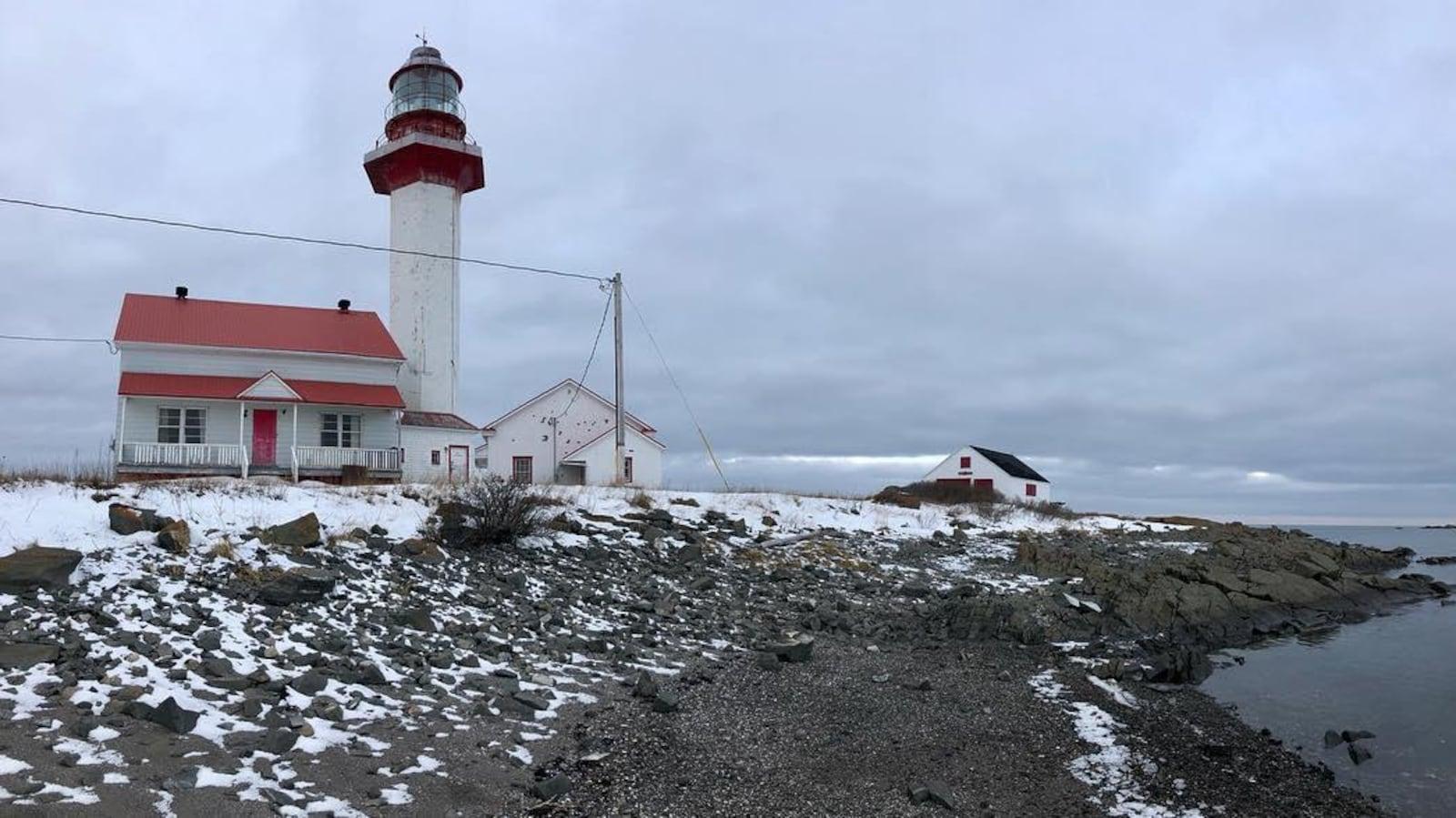 Le phare de Métis-sur-Mer
