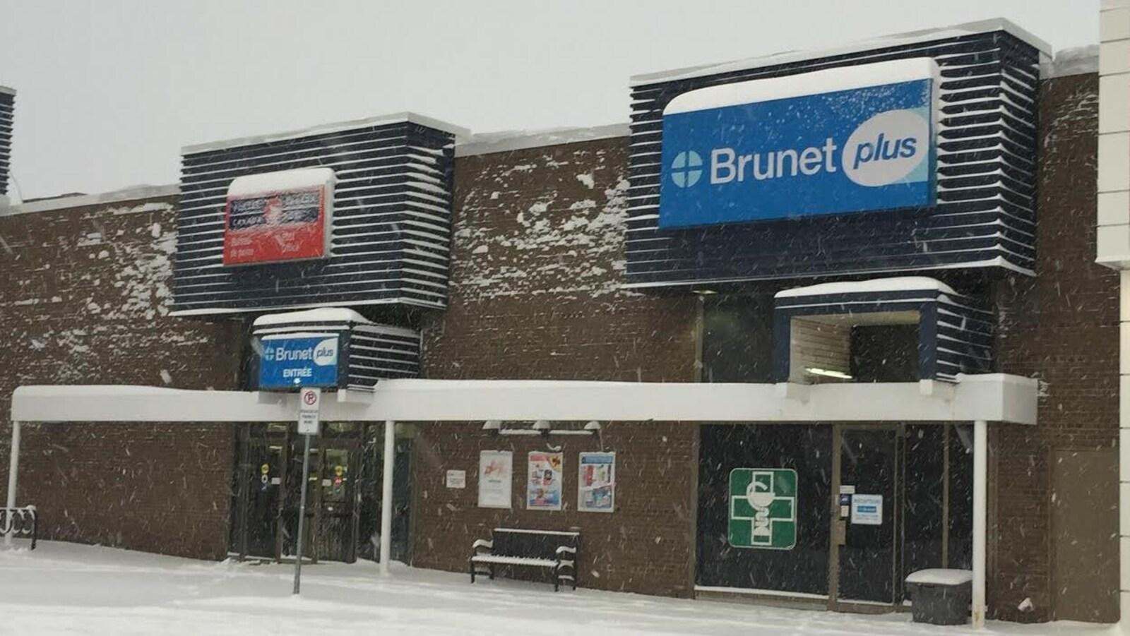 Un employé de la pharmacie Brunet de la 1re Avenue a contacté les policiers après avoir reconnu le présumé auteur d'un vol survenu le 18 décembre.
